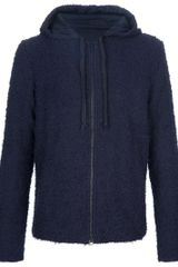 Roberto Collina Hooded Sweatshirt - Lyst