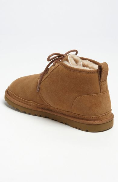 ugg chukka boot in brown for chestnut lyst