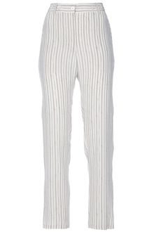 Vanessa Bruno Striped Trouser - Lyst