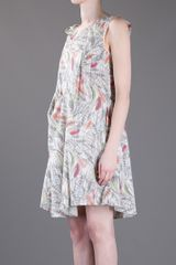 Cotélac Floral Dress in Floral - Lyst