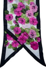D&g Printed Scarf in Multicolor (pink) - Lyst