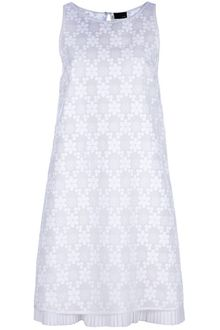 Fendi Sleeveless Dress - Lyst
