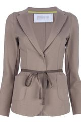 Harris Wharf London Belttie Blazer - Lyst