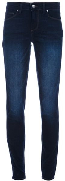 Paige Breckenridge Jeans in Blue - Lyst