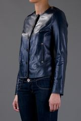 Tory Burch Alexander Jacket in Blue - Lyst