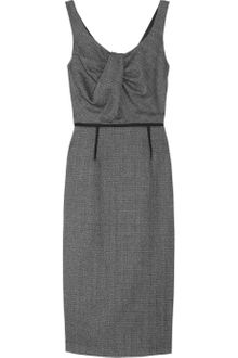 Valentino Roma Wool Pencil Dress - Lyst