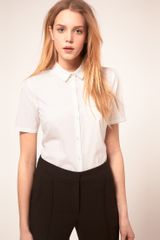 ASOS Collection Asos Clean Fitted Shirt - Lyst