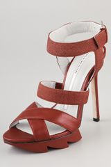 Camilla Skovgaard Saw Sole Platform Sandals