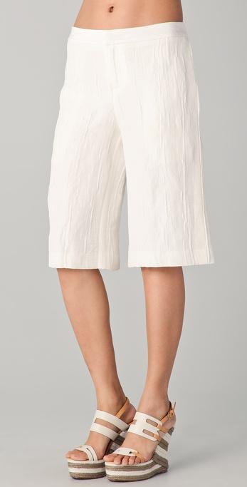 Doo. ri Long Shorts in White | Lyst