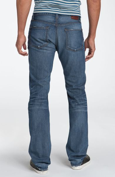 J Brand Kane Slim Straight Leg Jeans in Blue for Men (wrought) - Lyst
