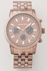 Michael Kors Scout Chronograph Watch - Lyst