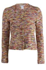 Oscar De La Renta Oscar De La Renta Sweater in Multicolor (multi) - Lyst
