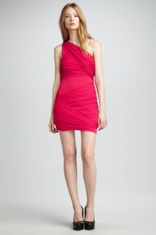 Alice + Olivia Oneshoulder Goddess Dress - Lyst