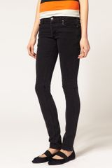 Cheap Monday Narrow Skinny Jeans - Lyst