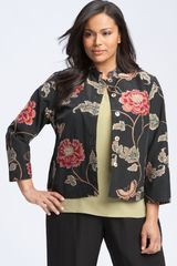 Citron Embroidered Jacket - Lyst