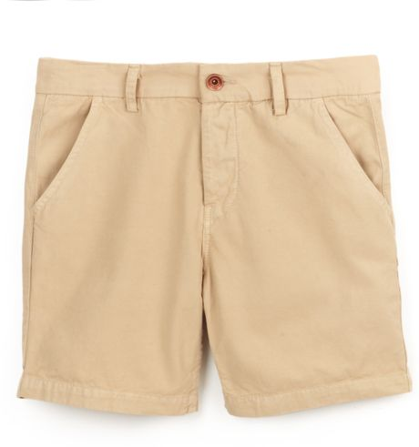 Steven Alan 5 Pocket Short in Beige for Men (beige - beige) - Lyst