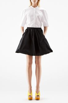Acne Romantic Taffeta - Lyst