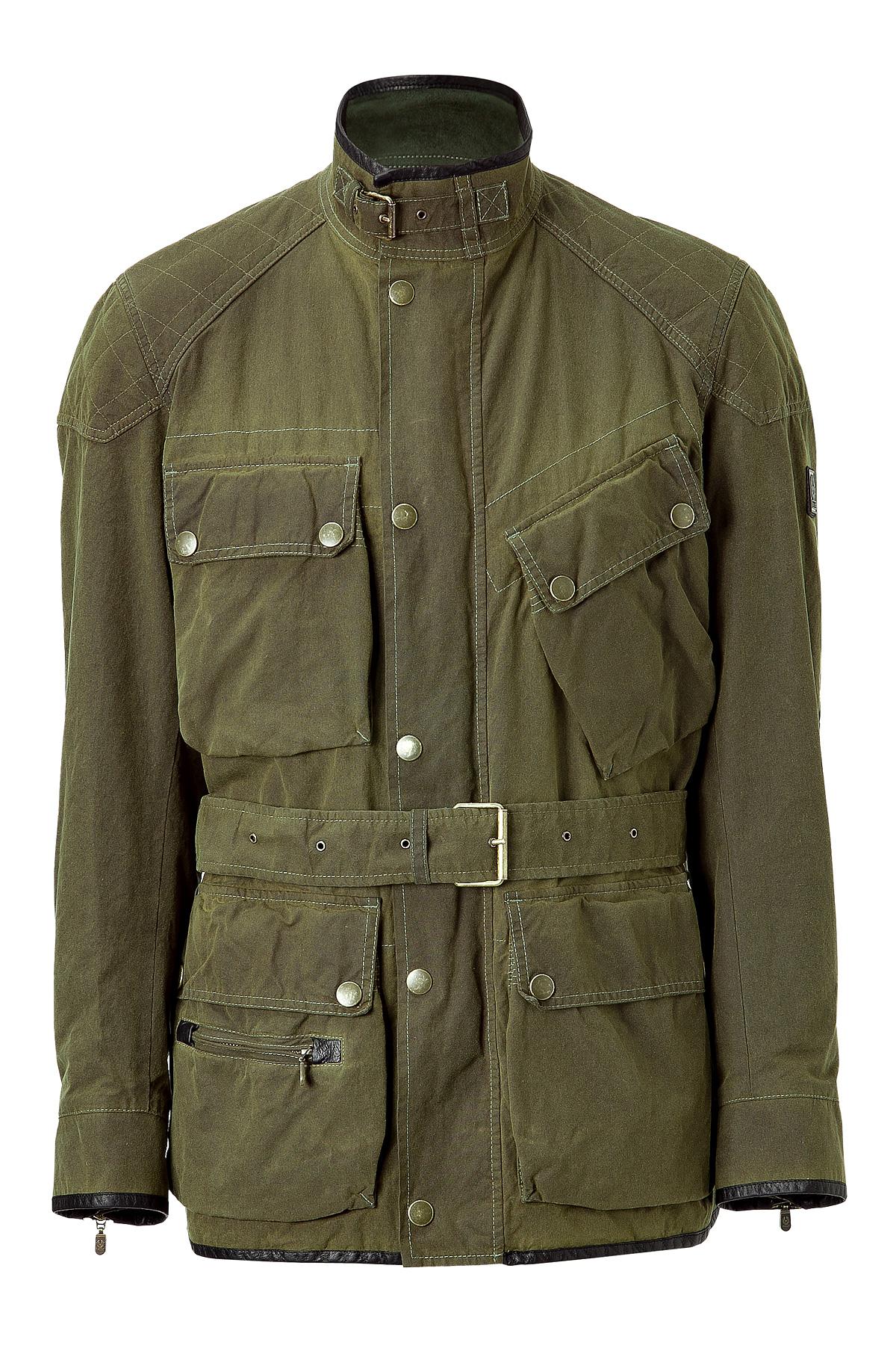 Belstaff Trialmaster Deluxe Jacket