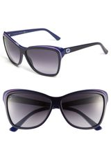 Gucci Retro Sunglasses - Lyst