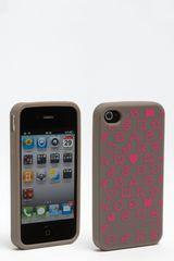 Marc By Marc Jacobs Stardust Iphone 4 4s Case - Lyst