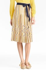 Tory Burch Ruby Skirt - Lyst