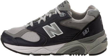 c6d91042f2815 Archive | New Balance 587 | Sneakerhead.com - m587nv