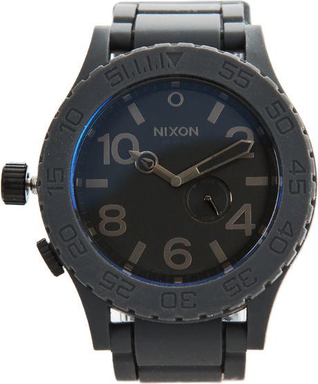 Nixon The 5130 Watch in Gray for Men (grey)
