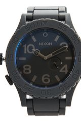 Nixon The 5130 Watch in Gray for Men (grey) - Lyst