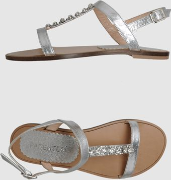 Parentesi Parentesi Sandals - Lyst