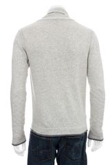 Rag & Bone Sussex Patch Pullover in Beige for Men (brown) - Lyst