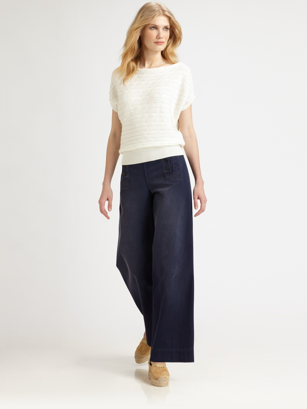 Model Polo Ralph Lauren SlimFit Boyfriend Jeans Jettson Paint Wash  Jeans