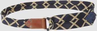 Dries Van Noten Belt - Lyst