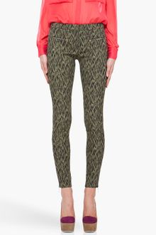Matthew Williamson Skinny Trousers - Lyst