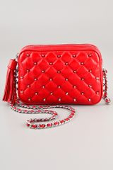 Rebecca Minkoff Sweet N Girly Flirty Bag - Lyst