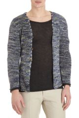 The Elder Statesman Threebutton Cardigan - Lyst