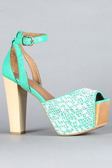 Jeffrey Campbell The Perfect Wooden Shoe  - Lyst