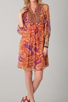 Antik Batik Papago Print Dress - Lyst