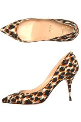 Christian Louboutin Piou Piou 85mm Shoes - Lyst