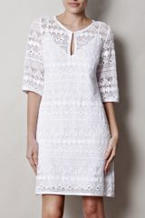 Collette By Collette Dinnigan Cubana Lace Dress - Lyst