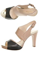 Max Mara Surat Smooth Leather Shoes - Lyst