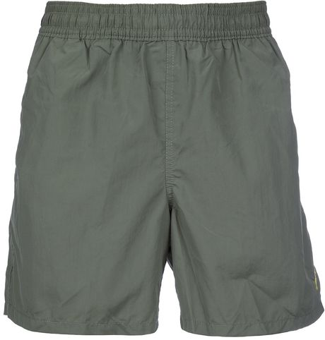 Polo Ralph Lauren Classic Short in Green for Men - Lyst