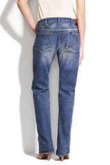 Chimala Denim Work Pants in Blue (medium blue) - Lyst