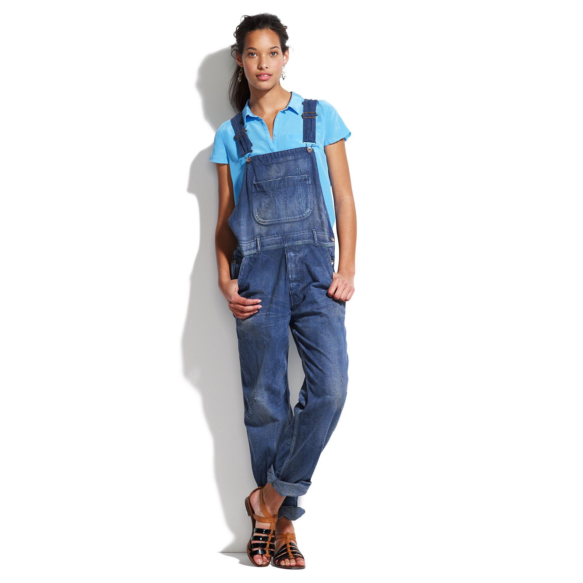 1bc4d7d80a53 Womens Blue Jean Overalls - Best Picture Of Blue Imageve.Org