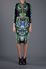 Givenchy Floral Pencil Skirt in Multicolor (floral) - Lyst