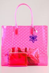 Juicy Couture Leann Tote with Towel - Lyst