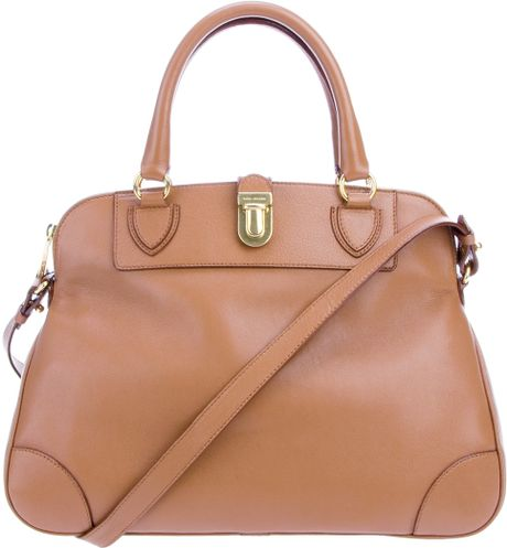 Marc Jacobs Whitney Bag in Brown - Lyst