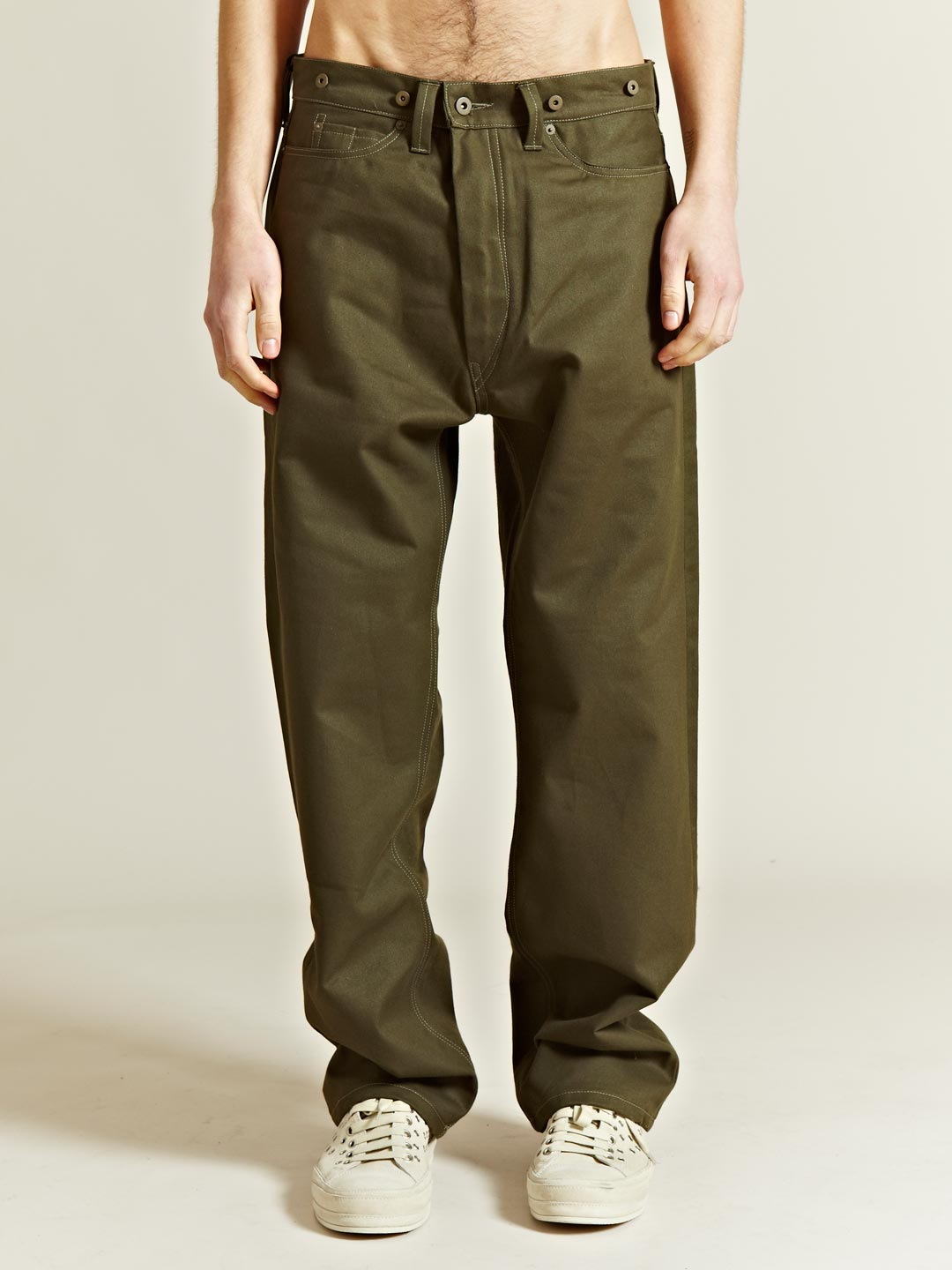Khaki Jeans For Men