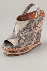 Boutique 9 Georgetta Wedge Sandals - Lyst