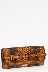 Burberry Clutch - Lyst