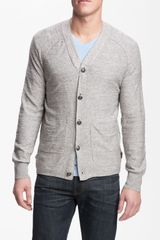 R44 Rogan Standard Issue Leeward Organic Cotton Cardigan - Lyst